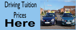 Ridings School of Motoring Tuition Pricing